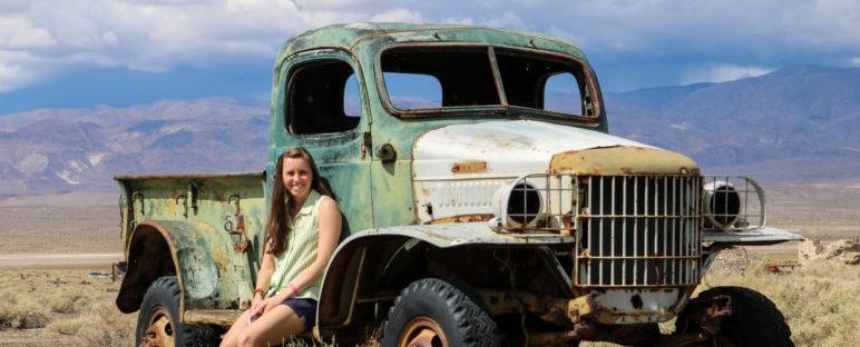 Desert Shirt Refashion: Lime Stripes | Homespun by Laura