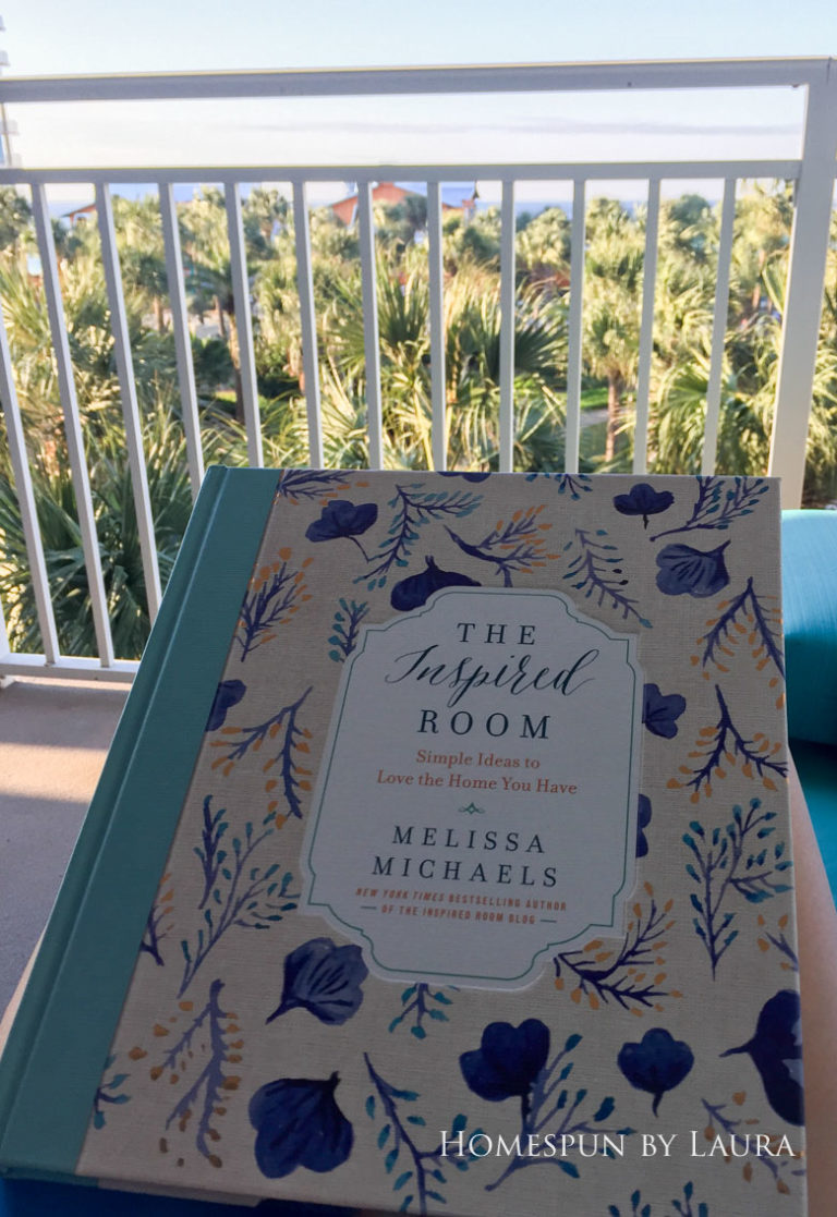 The Inspired Room by Melissa Michaels | DIY Gift Guide for Makers and DIYers by Homespun by Laura