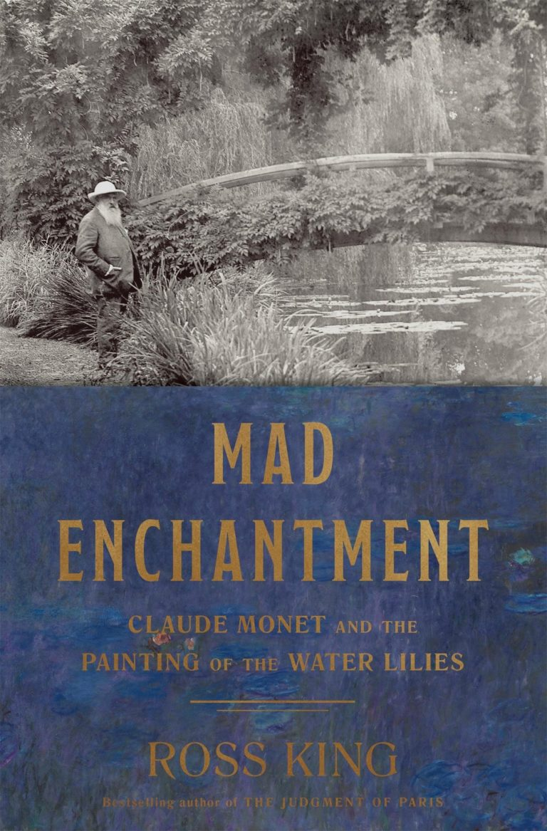 Mad Enchantment by Ross King | Homespun by Laura