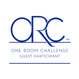 One Room Challenge logo from Calling it Home
