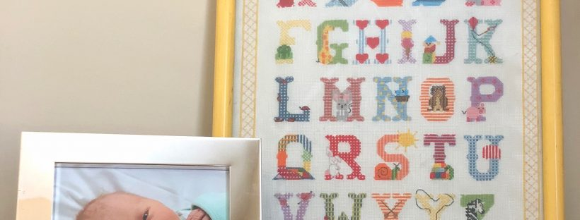 Vintage Toy Neutral nursery - Fall 2018 One Room Challenge